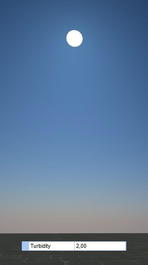 Sun light (Sun and Sky) – DomuS3D Online Support